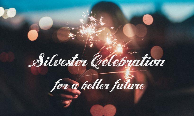 Große Silvester Celebration – for a better future – mit Muraliya Tait