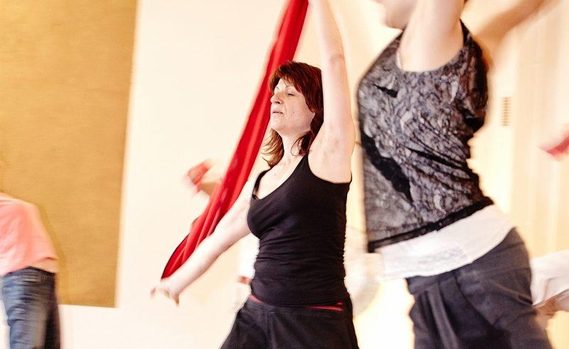 SOMATIC Dancing mit Roswitha Klein