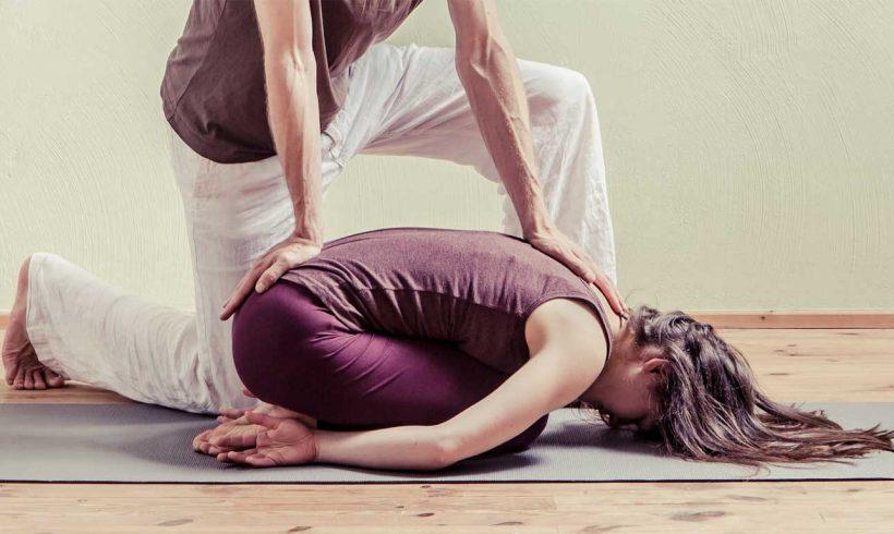 Kreatives Hatha Yoga Grundlagen mit Stephan Maey
