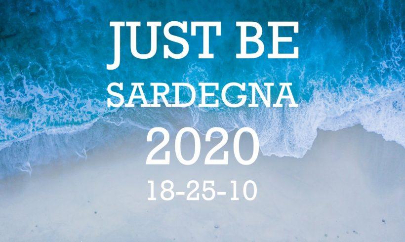 JUST BE – Das YOGA RETREAT auf Sardinien 2020
