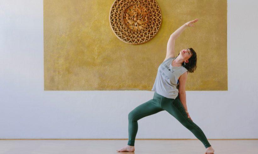 Healing Yoga mit Jenny Kierschniok