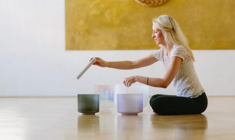 Yin Yoga & Sound Healing mit Anke Francovich