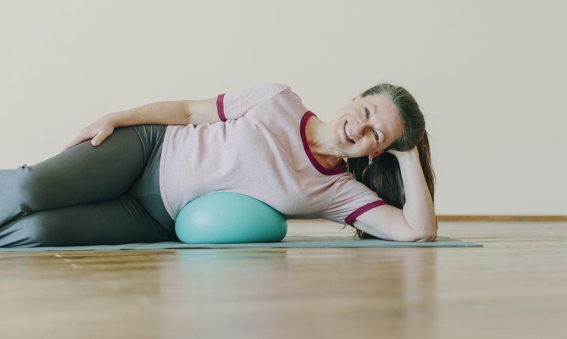 Faszien Pilates & TRAGER® Resistance Release mit Roswitha Klein